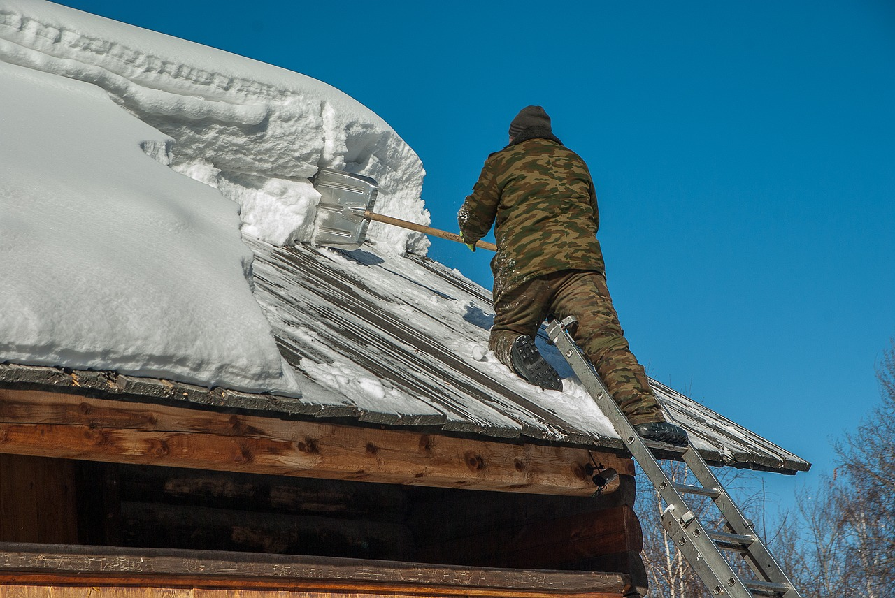 Top Quality Roof Snow And Ice Removal Ottawa Geerts Roofing